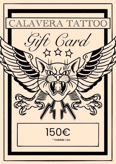 CALAVERA TATOUAGE TATOUAGE Rennes 150 507